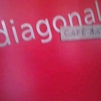 Das Foto wurde bei Diagonal von Dan R. am 1/11/2012 aufgenommen