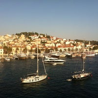 Photo taken at Adriana, hvar spa hotel by Igor M. on 7/21/2012