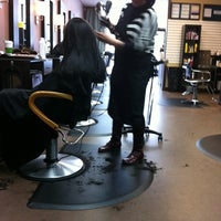 Photo taken at Mollie Michelle Boutique Salon by Lita H. on 3/29/2011