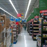 Photo taken at Walmart Supercenter by True B. on 10/22/2011