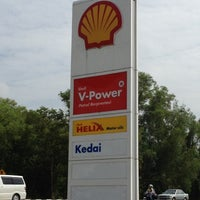 Photo taken at Shell Lahat by Acmar on 7/8/2012
