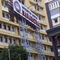 Photo taken at Fakultas Kedokteran by Novianty R. on 12/18/2011