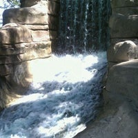 Photo taken at Adventure Golf by Leah N. on 8/11/2011