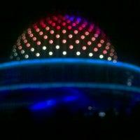 Photo taken at Planetario Galileo Galilei by Ivan P. on 12/18/2011