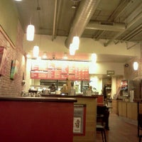 Photo taken at Boloco by Neena B. on 8/9/2011