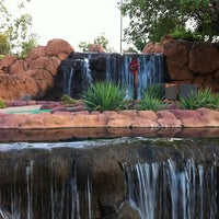 Photo taken at Lost Mountain Adventure Golf by Kevin S. on 9/1/2011