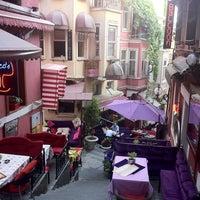 Photo taken at Cezayir Sokağı by Haluk A. on 7/24/2011