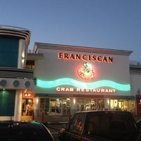 Photo taken at Franciscan Crab Restaurant by Justin D. on 9/10/2012