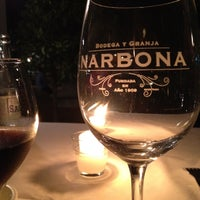 Photo taken at Narbona by Cynthia R. on 2/9/2012