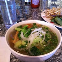 Photo taken at Yummy Pho by Mackenzie J. on 5/26/2012