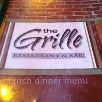 Photo taken at The Grille by Jhie G. on 7/21/2012