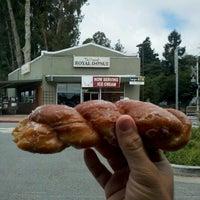 Photo taken at Royal Donut Shop by Matthew R. on 6/22/2012