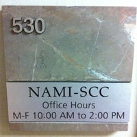 Photo taken at NAMI Santa Clara County by Ryan F. on 2/3/2011