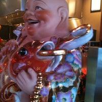 Photo taken at Wok Box by Natalie on 10/8/2011