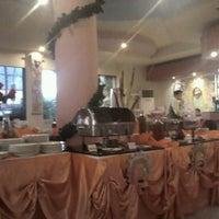 Photo taken at Cafe Masskara by DMan on 10/17/2011
