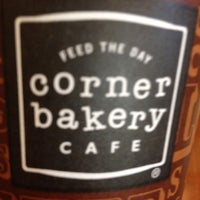 Photo taken at Corner Bakery by Bernie B. on 6/26/2012