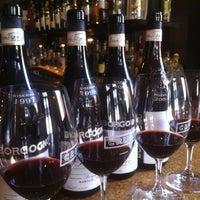 Photo taken at Crush Wine Bar by Ben H. on 3/9/2012