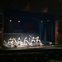 Photo taken at Teatro Municipal de Itajaí by Tauana T. on 6/16/2012