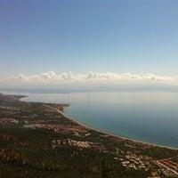 Photo taken at Mount Ida by Emre T. on 4/22/2012
