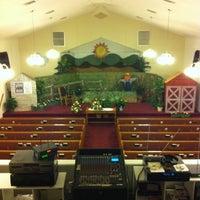 Photo taken at Christ Memorial Baptist Church by Jonathan S. on 7/20/2011