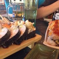 Photo taken at Tokyo Sushi by Josh S. on 3/3/2012