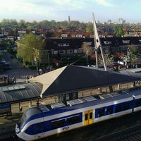 Photo taken at Station Utrecht Overvecht by Clarence T. on 4/11/2011