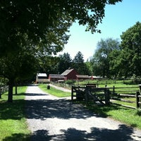 Photo taken at Fosterfields Living Historical Farm by Jerret W. on 8/12/2011