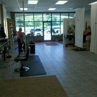 Photo taken at Cilantro Hair Spa by Clint S. on 8/9/2011