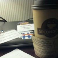 Photo taken at Second Cup by Josepf H. on 1/27/2012