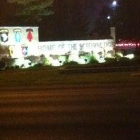 Photo taken at Gate 4 by Brennon K. on 9/22/2011