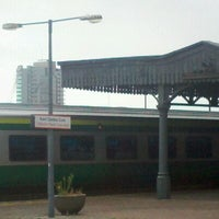 Photo taken at Platform 1 by Dawn T. on 9/6/2011