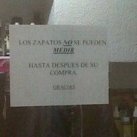Photo taken at Plaza 2000 (Milenio) by debrayando on 3/10/2012