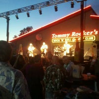 Photo taken at Tommy Rocker's Mojave Beach Bar & Grill by Chris S. on 10/15/2011
