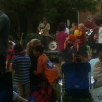 Photo taken at Music On The Porch by Melanie T. on 5/25/2012