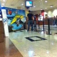 Photo taken at Cinemark by Flavio C. on 4/3/2011