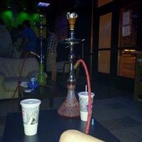 Photo taken at Blue Midnight Hookah Lounge by Jared L. on 8/21/2011