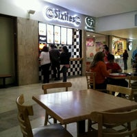 Photo taken at Sixties Burger by Victor A. on 11/27/2011