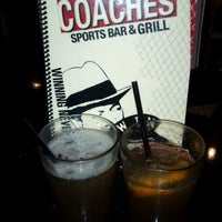Photo taken at Coaches Sports Bar & Grill by Alyssa N. on 8/25/2012