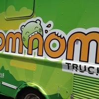 Photo taken at Nom Nom Truck by david l. on 5/24/2012