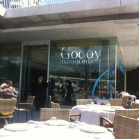 Foto tomada en Marisquería Godoy por Antonio F. el 4/6/2012