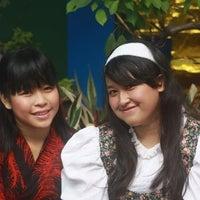 Photo taken at SMAN 30 Jakarta by Rafika R. on 4/8/2012