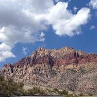 Photo prise au Red Rock Canyon National Conservation Area par Tracy H. le8/25/2012