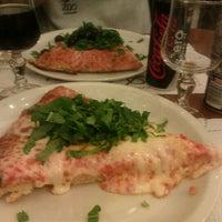 Photo taken at Pizzeria Da Giuliano by Francesca D. on 10/29/2011