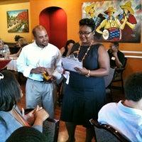 Photo taken at D'Mangu Restaurant by Kelly M. on 7/31/2012