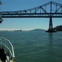 Photo taken at Richmond-San Rafael Bridge by Linda M. on 9/3/2011