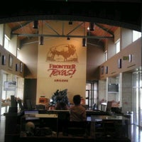 Photo taken at Frontier Texas! by Jason C. on 11/9/2011