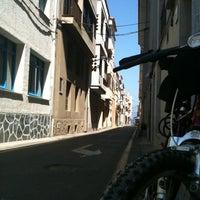 Photo taken at Platja del Port d'en Perris by Yon S. on 8/23/2011