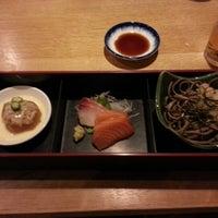 Photo taken at Sushi Taro by kevin j. on 8/18/2012