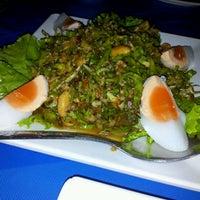 Photo taken at Nathong Restaurant by Thanatcha K. on 2/14/2012