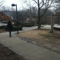 Photo taken at Young Harris College by Rafael Y. on 1/13/2012